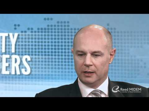 Property Influencers @ MIPIM 2012 - Brice Marguet, InterContinental Hotels Group
