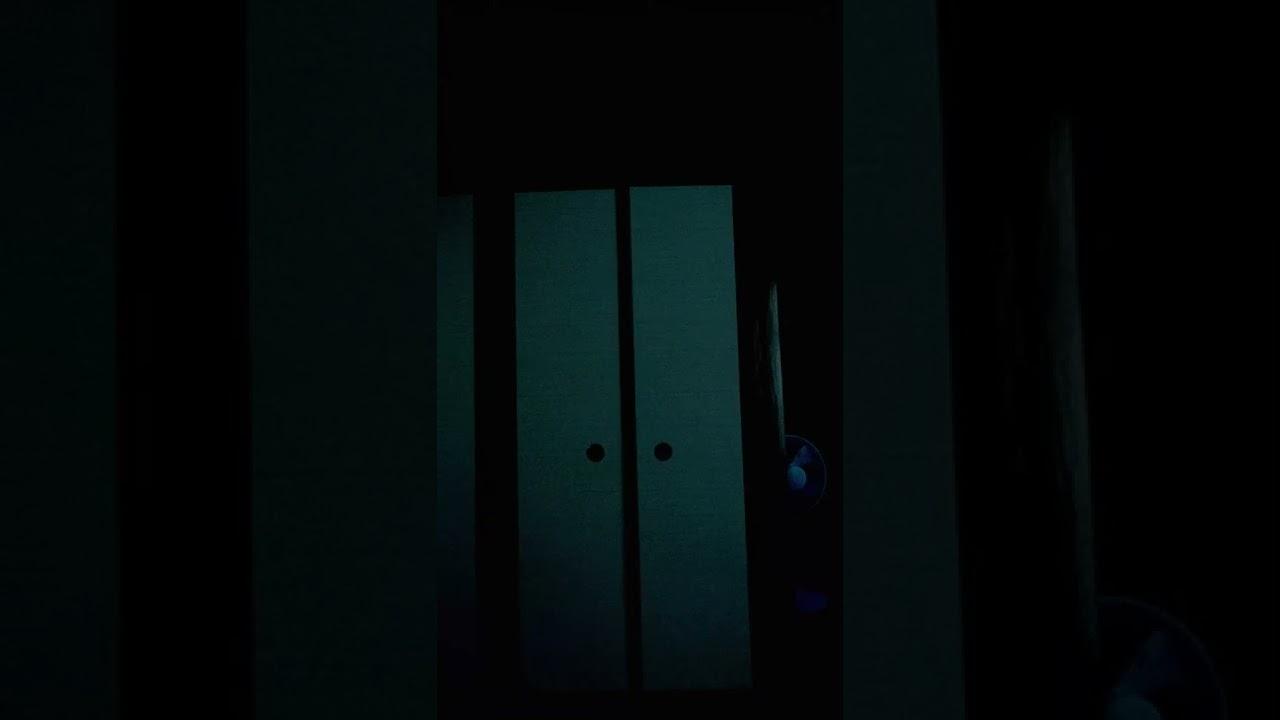 【心霊映像】見えますか?仏壇を撤去したあと怪奇現象が続く家② #shorts