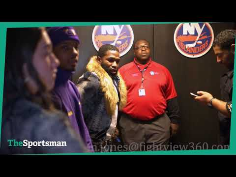 Adrien Broner angry at being refused entry at Barclays Center | The Sportsman | Boxing