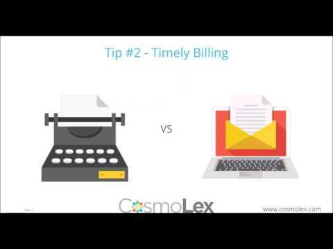 Top 10 Tips to Improve Your Financial Security | CosmoLex Webinar
