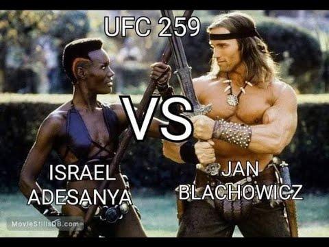 #98 - Jan Błachowicz broni pas mistrza UFC