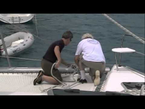 mooring ball hook up