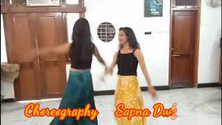 Wedding Dance Choreography | Dance By Ruchi And Sapna | Choreography by Sapna Deivedi