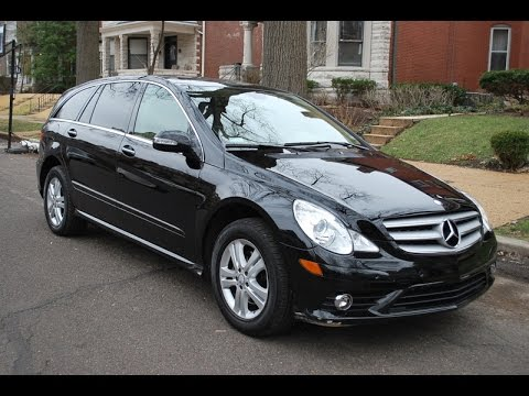 2008 mercedes benz r350 4matic youtube for 2008 mercedes benz r350