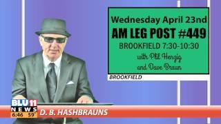 Rick Holmes Weekly Schedule