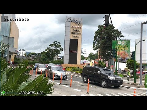 OAKLAND MALL EL MEJOR CENTRO COMERCIAL GUATEMALA ZONA 10