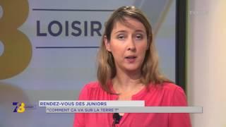 Chronique juniors : spectacle musical à la Ferme de Bel-Ebat