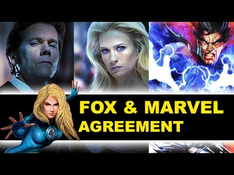 Fox & Marvel