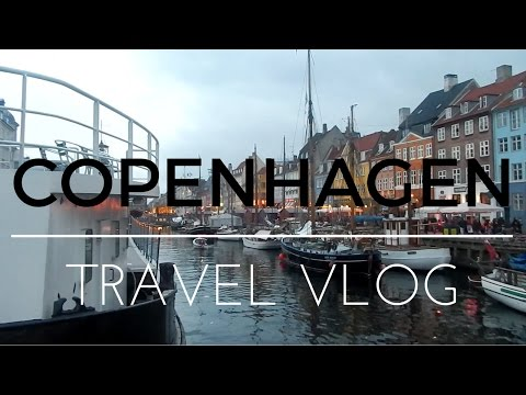 Tom & Shanna's Travels || VOL. 1 || Copenhagen, Denmark