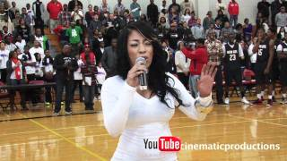 K Michelle:BEFORE LOVE & HIP HOP ATLANTA National Anthem COMMENT BELOW!
