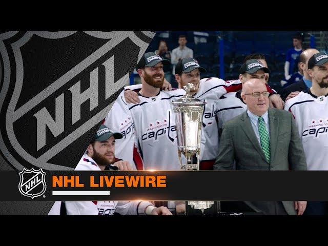 NHL LiveWire: Capitals mic'd up for do-or-die Game 7 of Eastern Final