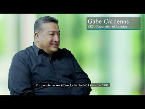 One Conversation at a Time - Gabe Cardenas discusses what success means to him