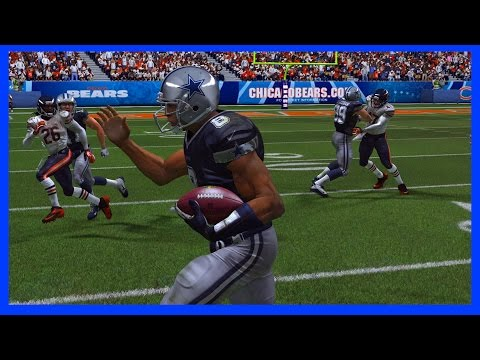 Lance Briggs & the Bears Try to Contain the High Powered Cowboys - Madden 15 Connected Franchise