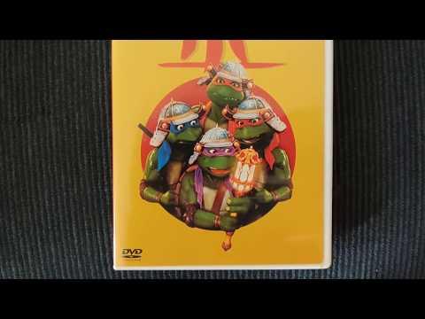 TEENAGE MUTANT NINJA TURTLES 3 DVD Overview!