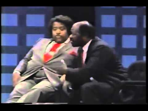 Roy Innis Shoves Al Sharpton On His ASS