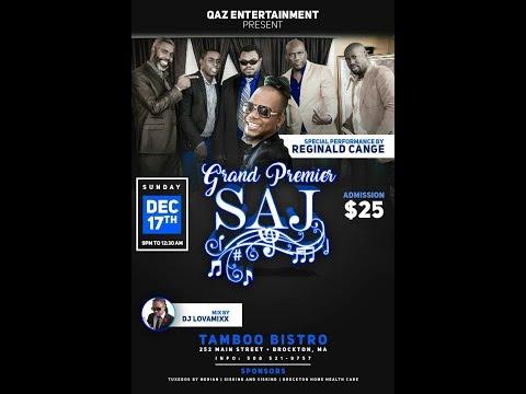 Saj Jazz band Ft Reginald Cange grand premier Dec 17, 2017