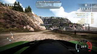 Need For Speed Hot Pursuit 2010 exotic Race with my friends