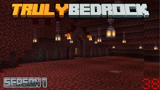 Truly Bedrock Episode 38: Base work and Patreon