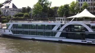 видео MS Amadeus Diamond | Теплоход«Amadeus Diamond» | теплоходы компании Luftner Cruises | Речные круизы по Европе