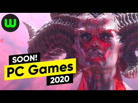 25 Upcoming PC Games Of 2020 And Beyond! | Whatoplay