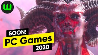 25 Upcoming PC Games of 2020 and Beyond