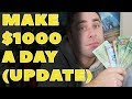 How To Make 100$ A Day On Internet  - Make Money Fast 2018 (FULL)
