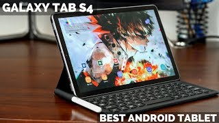 Best android Tablet: Galaxy Tab S4!!!