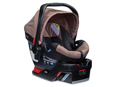 Britax B Safe 35 Infant Car Seat Product Video