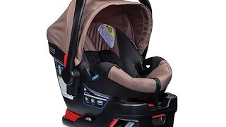 Britax B-Safe 35 Infant Car Seat Product Video(The B-Safe 35 Infant Car Seat lets you travel with confidence knowing your baby is comfy, safe and secure for the journey ahead. SafeCell Impact Protection ..., 2015-02-05T21:36:38.000Z)
