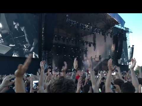 Linkin Park in Czech Republic