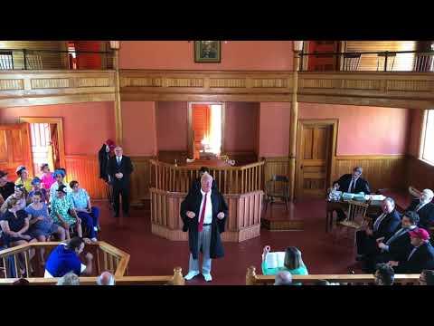 Trial by Jury - Make Albert County Great Again