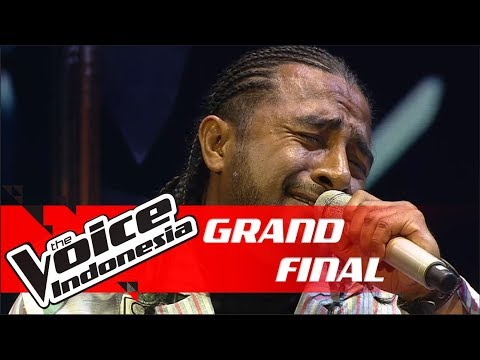 Philip - Seperti Yang Kau Minta (Chrisye) | GRAND FINAL | The Voice Indonesia GTV 2018