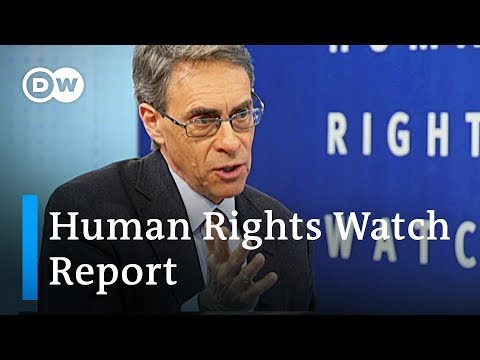 Human Rights Watch report 2019: A brighter future for human rights? | DW News