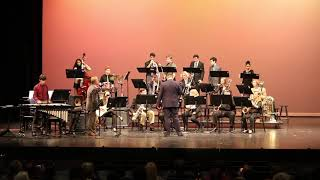 Dippermouth Blues - ACHS Jazz 1 with Danny House