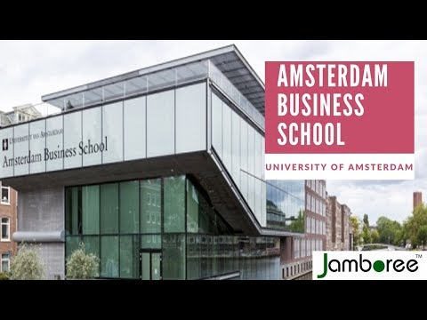 Rendezvous with Amsterdam Business School