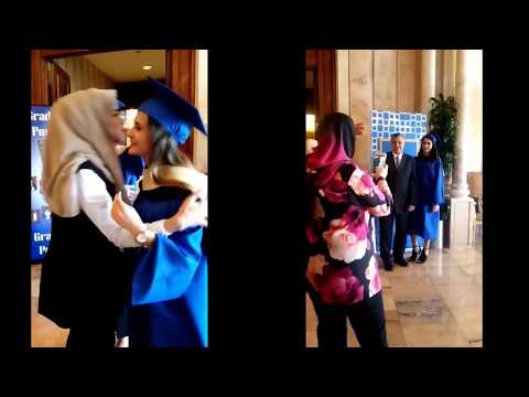 Instastories - 2017 NYIT Graduation Ceremony in Abu Dhabi