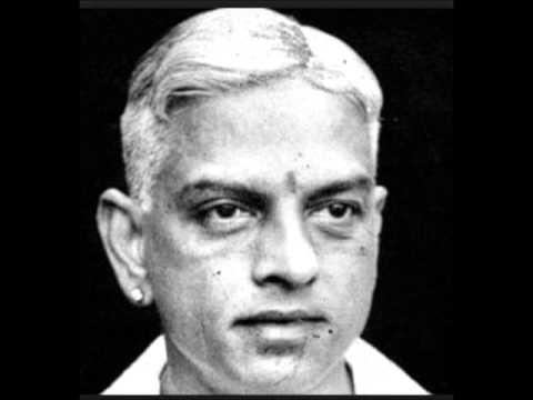 G N Balasubramanaim- Chidambaram Harahara -Ragam Begada