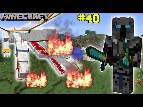 Minecraft: KING BOSS CHALLENGE [EPS6] [40]