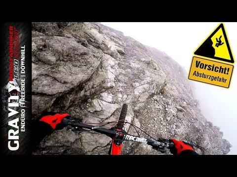 Mein bisher GEFÄHRLICHSTER Enduro Ride | MTB Abenteuer | Davos Klosters | Leo Kast UMLK #44