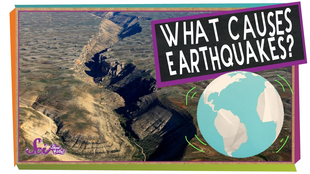 Image result for what causes an earthquake