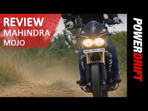Mahindra Mojo : Review : PowerDrift