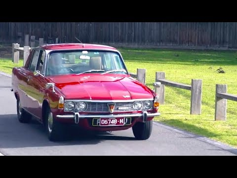 Rover P6 - Shannons Club TV - Episode 116