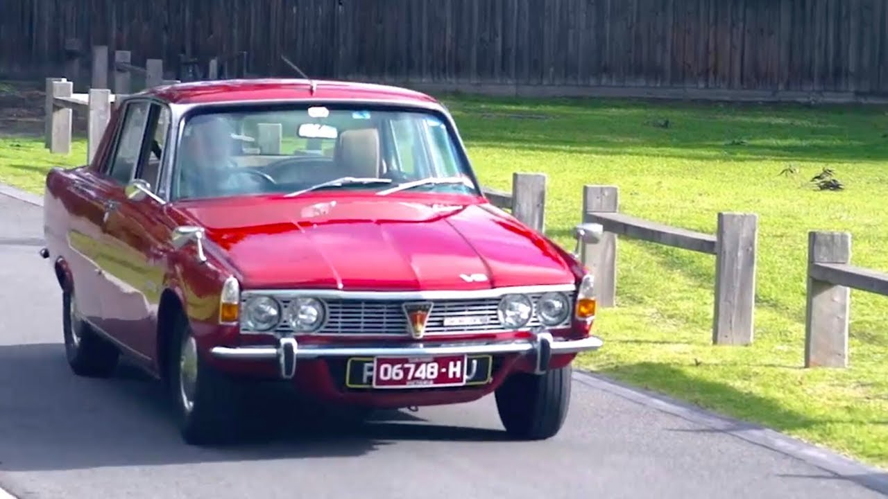 Rover P6 Rover P6 Shannons Club Tv Episode 116
