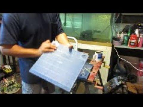 Cheap Undergravel Filtration For A 125 Gallon Fish Tank