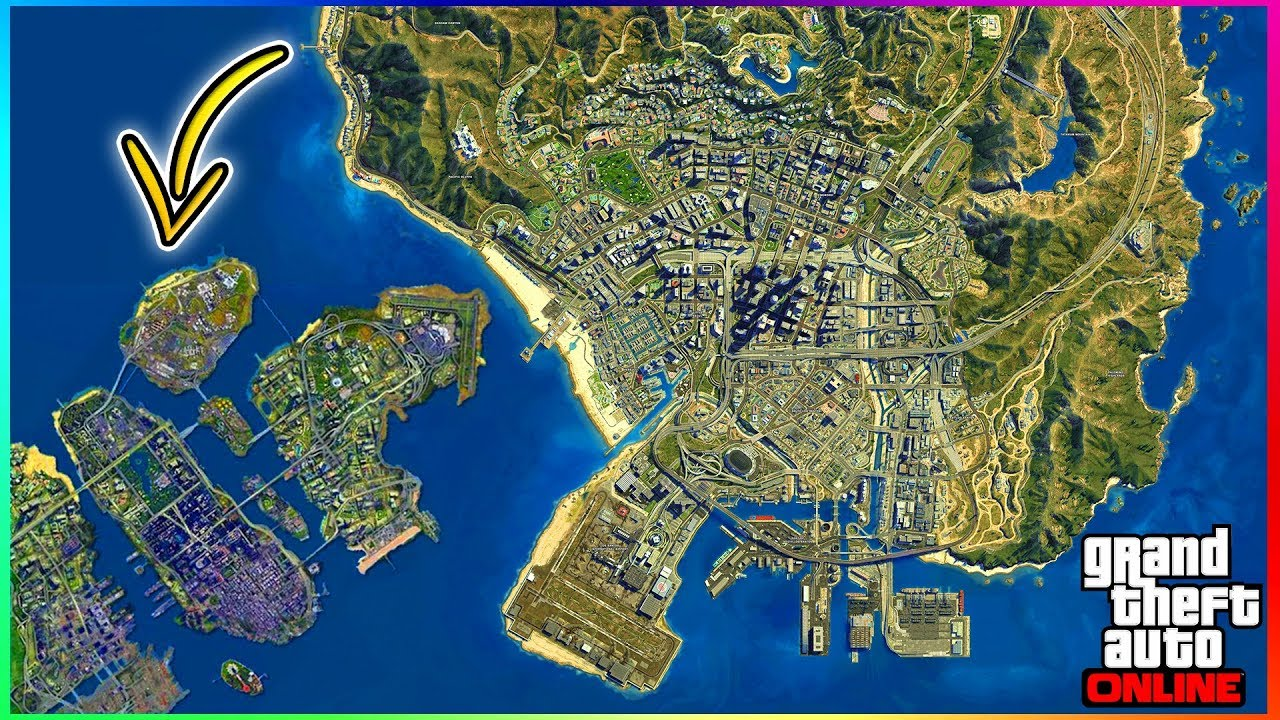 Gta5 Karte