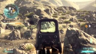 Medal Of Honor 2010 (PS3) Combat Mission- Helmand Valley 160/10