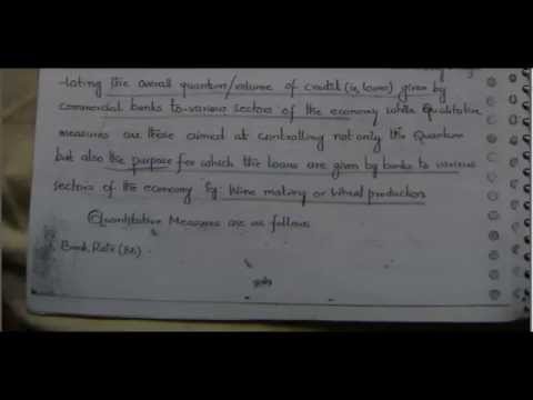 Handwritten Notes-Indian Economy