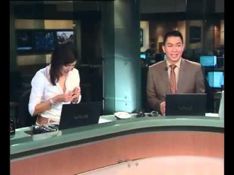 CNA Glenda Chong on mic wire.