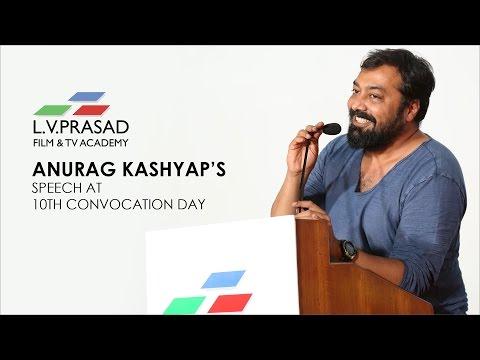 Anurag Kashyap's Speech