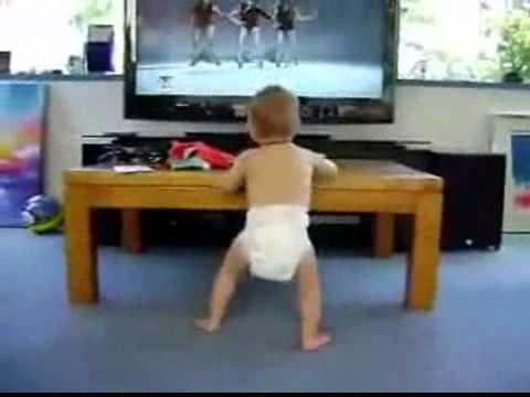 Video hài- Người lớn chào thua baby - Cười 24H.flv